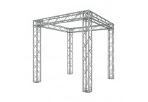 10' x 10' Box Truss Trade Show Booth