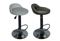 Modern Trade Show Swivel Bar Stools