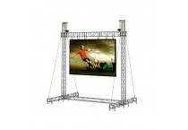 AluminiumTruss Backdrop Hanging LED screen