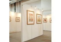 Modular Exhibition Art Display Wall Panels for Gallery or Museum