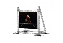 Outdoor Aluminum Led Display Screen Support Truss
